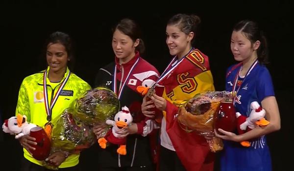 世锦赛女单冠军