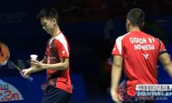 费尔纳迪/苏卡穆约VS鲍伊/摩根森 2016中国公开赛 男双决赛视频