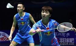 阿马德/纳西尔VS张楠/李茵晖 2016中国公开赛 混双决赛视频