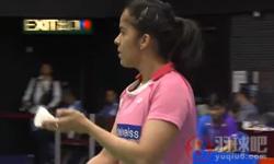 张雁宜VS内维尔 2016香港公开赛 女单1/4决赛视频