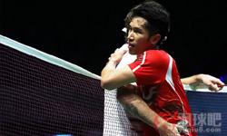 田厚威VS约根森 2016世界羽联总决赛 男单半决赛视频