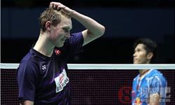 阿萨尔森VS田厚威 2016世界羽联总决赛 男单决赛视频
