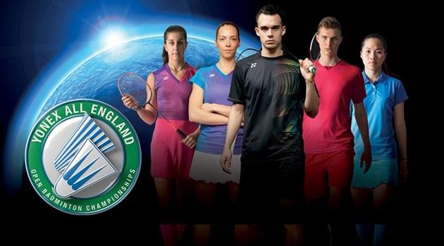 2017年全英羽毛球公开赛直播