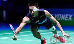 李宗伟VS石宇奇 2017全英公开赛 男单决赛视频