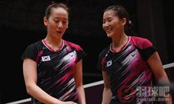 张艺娜/李绍希VS尤尔/佩蒂森 2017全英公开赛 女双决赛视频