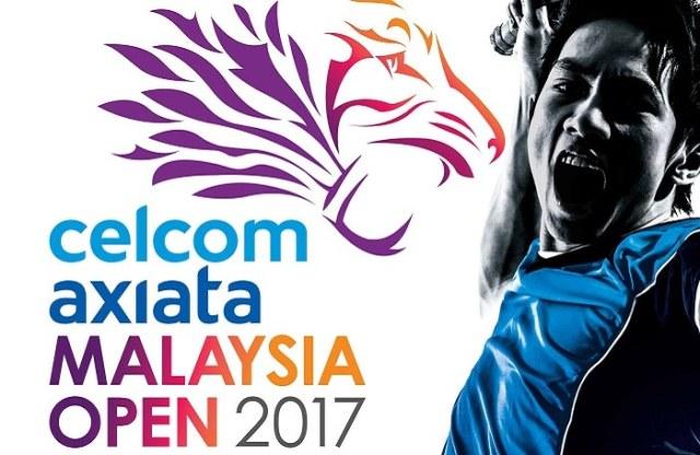 2017马来西亚羽毛球公开赛直播