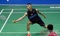 李宗伟VS胡赟 2017年马来公开赛 男单1/8决赛视频