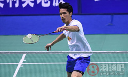 田厚威VS乔斌 2017年中国大师赛 男单决赛高清视频