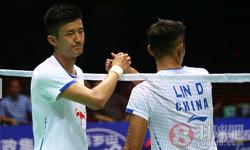 谌龙VS林丹 2017羽毛球亚锦赛 男单决赛视频