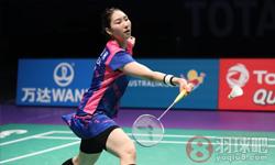 成池铉VS何冰娇 2017苏迪曼杯 决赛女单比赛视频