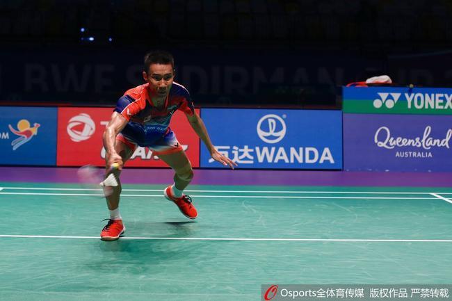 印尼赛李宗伟冲创纪录第7冠 1/4决赛与谌龙交锋