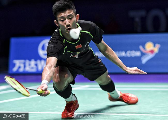印尼赛谌龙1-2负李宗伟杀手 中国男单无缘4强