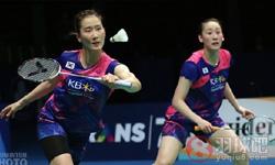 张艺娜/李绍希VS萨里/哈里斯 2017印尼公开赛 女双1/4决赛视频