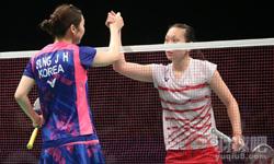 成池铉VS张蓓雯 2017印尼公开赛 女单半决赛视频
