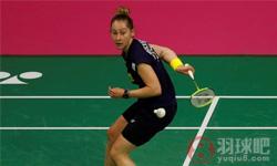 内维尔VS吉尔莫 2017羽毛球世锦赛 女单1/4决赛视频