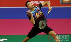 林丹VS黄永棋 2017羽毛球世锦赛 男单1/4决赛视频