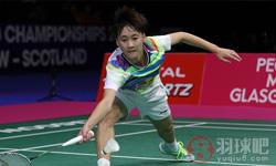 陈雨菲VS因达农 2017羽毛球世锦赛 女单1/4决赛视频