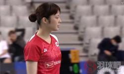 三谷美菜津VS辛德胡 2017韩国公开赛 女单1/4决赛视频