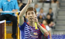 金廷VS孙完虎 2017韩国公开赛 男单半决赛视频
