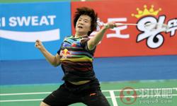 辛德胡VS何冰娇 2017韩国公开赛 女单半决赛视频