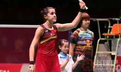 马琳VS何冰娇 2017日本公开赛 女单决赛高清视频