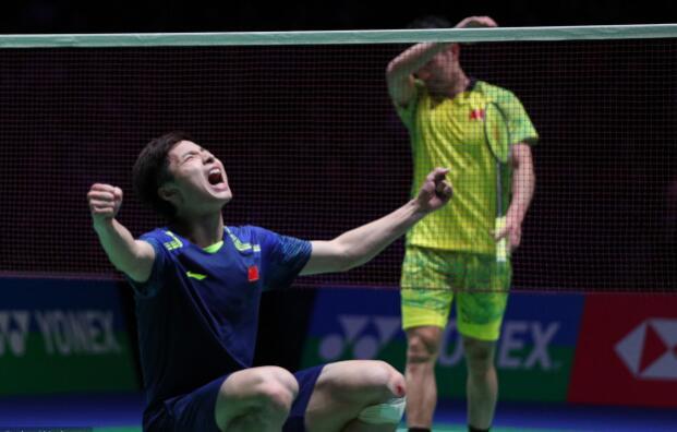 石宇奇击败林丹 首摘全英万博体育手机下载男单冠军